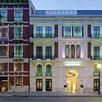 hotéis de luxo de Valência