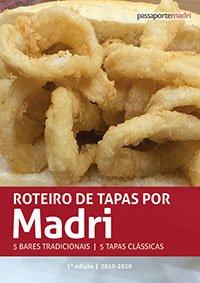 Roteiro de tapas por Madri
